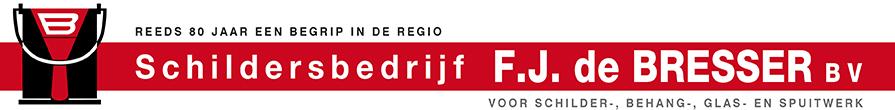 Schildersbedrijf F.J. de Bresser B.V.