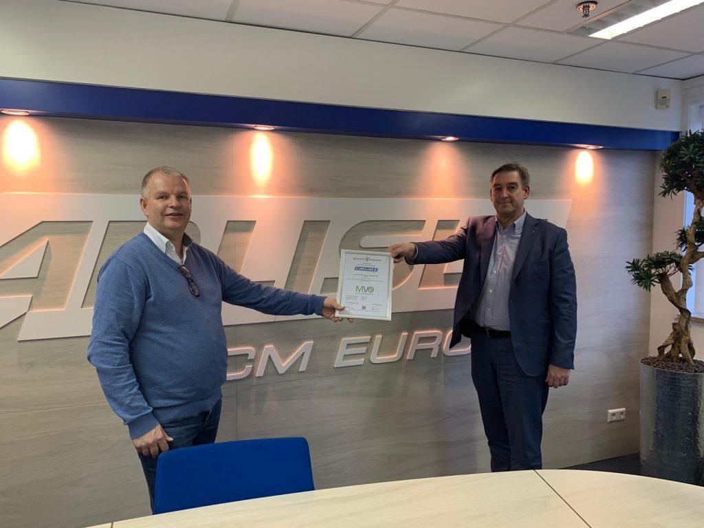 Carlisle-Construction-Materials-Europe-verwerft-MVO-Keurmerk