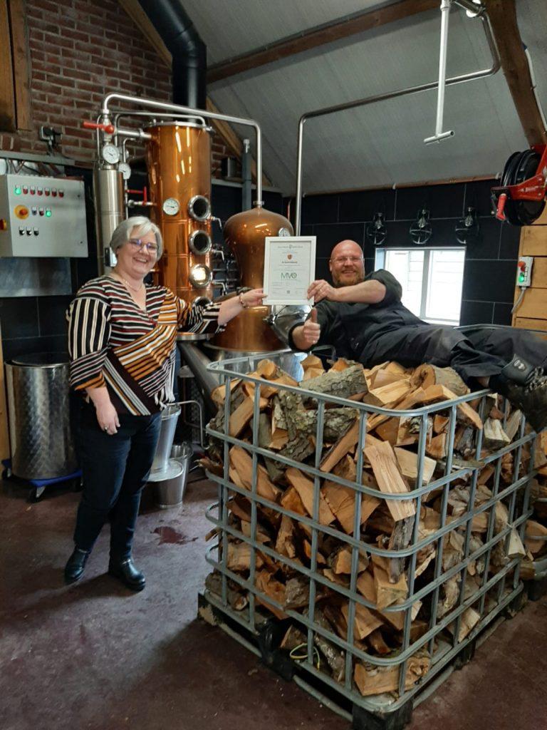 Distilleerderij De Bronckhorst III