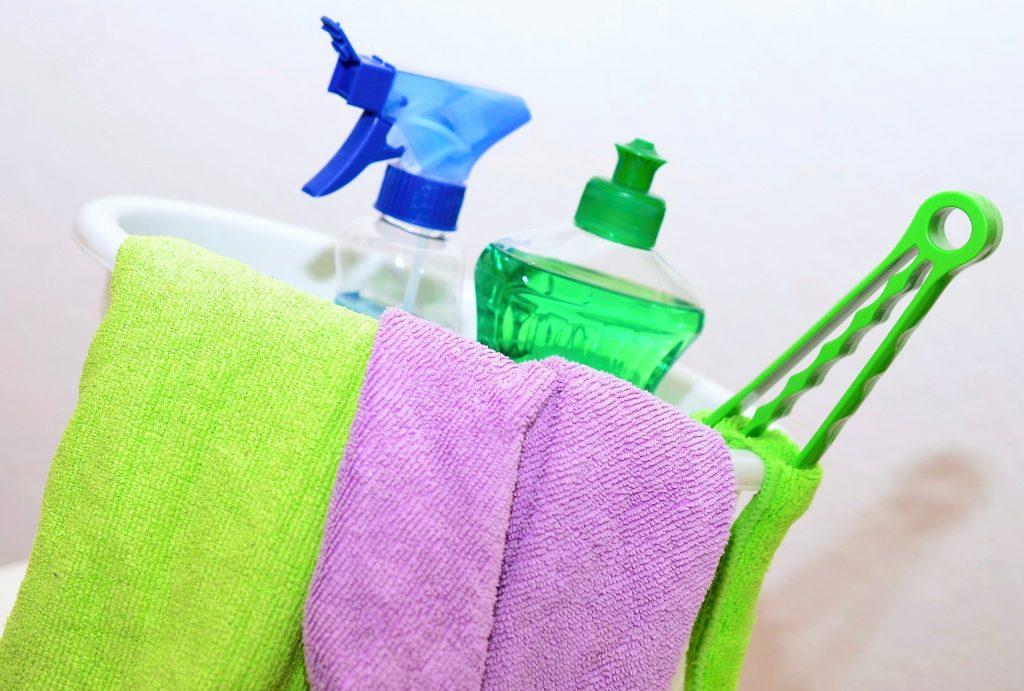 MVO en schoonmaak