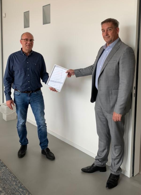 LOA Automotive behaalt MVO Keurmerk 2021